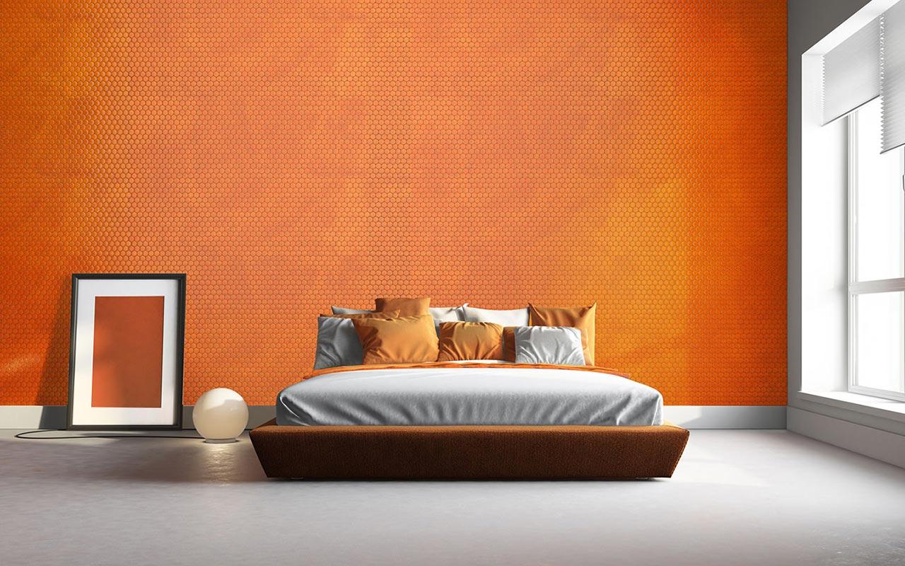 Camera-da-letto-mosaico-digitale-in-resina