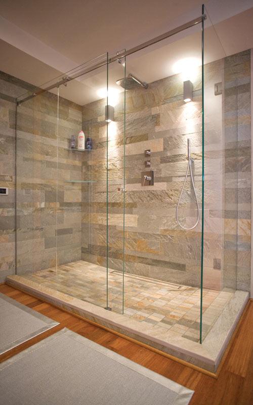 Pavimenti rivestimenti pietra naturale materie srl milano - Rivestimenti per doccia ...
