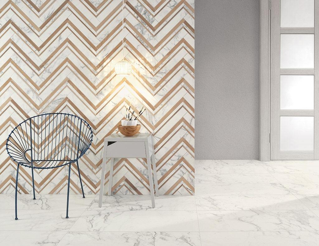 Pavimenti gres porcellanato effetto legno marmo pietra - Piastrelle in marmo ...