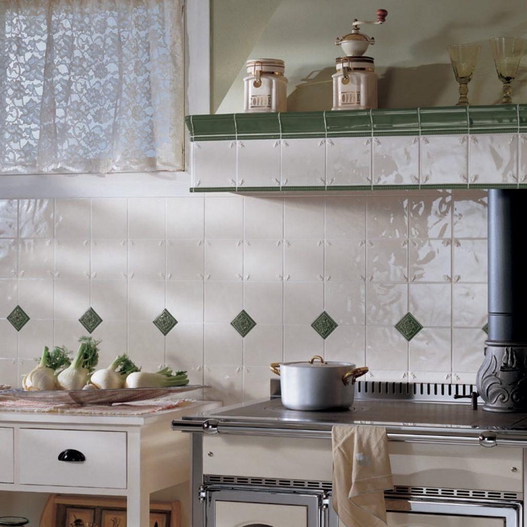ceramiche per pavimenti e rivestimenti - materie srl - Ceramica Cucina