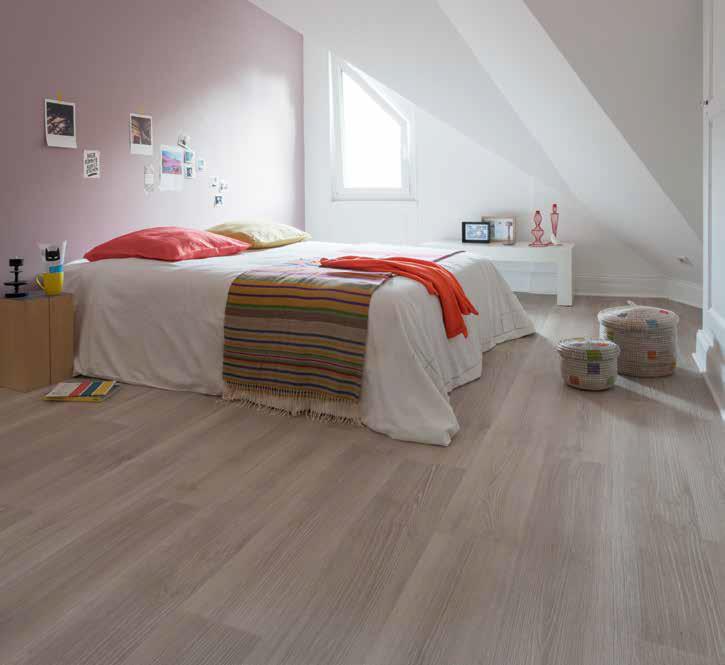 Pavimenti in pvc effetto legno da materie srl milano