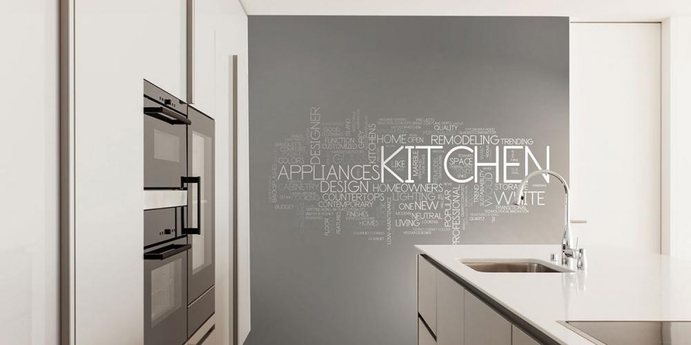 Excellent awesome carta parati cucina lavabile skilifts us for Pittura lavabile per cucina