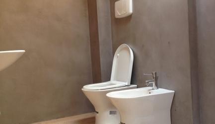 Resina cementizia pavimenti rivestimenti materie srl milano - Ristrutturazione bagno e cucina ...